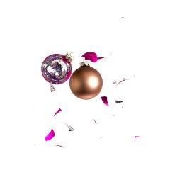 shattered christmas balls- Stock Photo or Stock Video of rcfotostock | RC-Photo-Stock