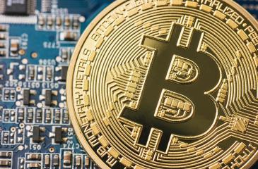 Shiny Bitcoin crypto-currency- Stock Photo or Stock Video of rcfotostock | RC-Photo-Stock