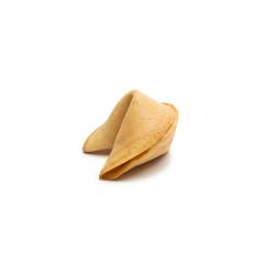 single fortune cookie : Stock Photo or Stock Video Download rcfotostock photos, images and assets rcfotostock   RC-Photo-Stock.: