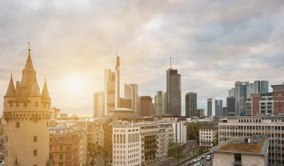 Skyline of frankfurt - Stock Photo or Stock Video of rcfotostock | RC-Photo-Stock