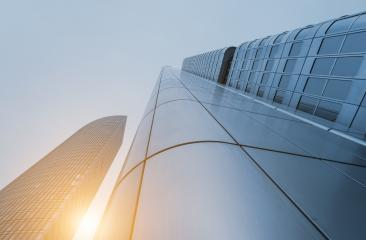 Skyscraper and sunshine : Stock Photo or Stock Video Download rcfotostock photos, images and assets rcfotostock | RC-Photo-Stock.: