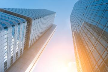 skyscraper office buildings- Stock Photo or Stock Video of rcfotostock | RC-Photo-Stock
