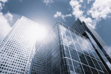 skyscrapers in a finance district : Stock Photo or Stock Video Download rcfotostock photos, images and assets rcfotostock | RC-Photo-Stock.: