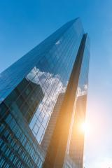 skyscrapers on blue sky- Stock Photo or Stock Video of rcfotostock | RC-Photo-Stock
