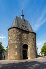 smal march gate at aachen in germany- Stock Photo or Stock Video of rcfotostock | RC-Photo-Stock