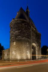 small marchgate in aachen at night- Stock Photo or Stock Video of rcfotostock | RC-Photo-Stock