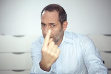 smart businessman makes gestures- Stock Photo or Stock Video of rcfotostock | RC-Photo-Stock