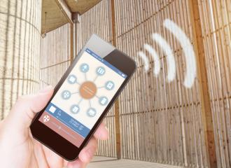 Smart Home Device - Home Control- Stock Photo or Stock Video of rcfotostock | RC-Photo-Stock