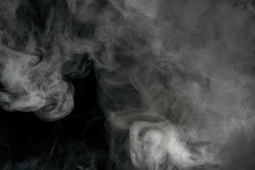 Smoke isolated on black background- Stock Photo or Stock Video of rcfotostock | RC-Photo-Stock