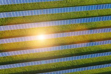 Solar panel field- Stock Photo or Stock Video of rcfotostock | RC-Photo-Stock