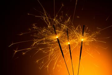 sparklers - Stock Photo or Stock Video of rcfotostock | RC-Photo-Stock