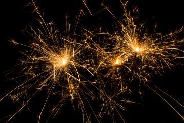 sparklers burns- Stock Photo or Stock Video of rcfotostock | RC-Photo-Stock