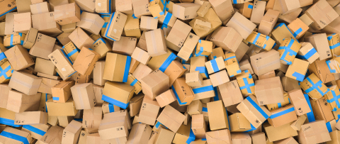 Stack of cardboard delivery boxes or parcels. shipping and logistics concept image : Stock Photo or Stock Video Download rcfotostock photos, images and assets rcfotostock | RC-Photo-Stock.: