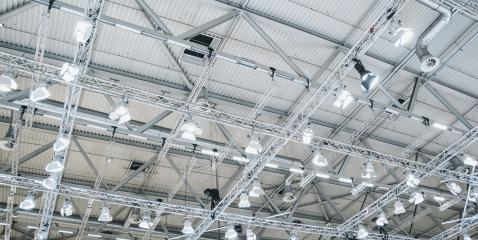 stage lights in a hall- Stock Photo or Stock Video of rcfotostock | RC-Photo-Stock