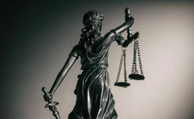 Statue of Justice from behind : Stock Photo or Stock Video Download rcfotostock photos, images and assets rcfotostock | RC-Photo-Stock.:
