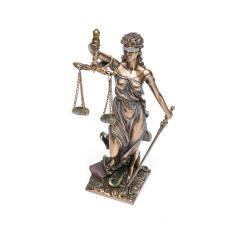 Statue of Justice with scales lady justice or Iustitia, isolated on white background : Stock Photo or Stock Video Download rcfotostock photos, images and assets rcfotostock | RC-Photo-Stock.: