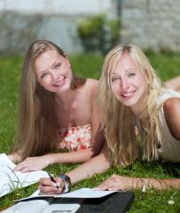 Study outdoors- Stock Photo or Stock Video of rcfotostock | RC-Photo-Stock