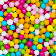 Sugar Love pearls cake decoration in colorful sweet : Stock Photo or Stock Video Download rcfotostock photos, images and assets rcfotostock | RC-Photo-Stock.: