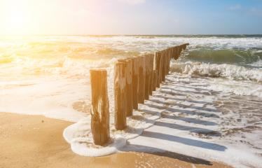 Summer at the beach in Domburg, the Netherlands- Stock Photo or Stock Video of rcfotostock | RC-Photo-Stock