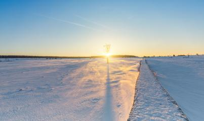 Sunset at the hautes Fagnes in winter : Stock Photo or Stock Video Download rcfotostock photos, images and assets rcfotostock | RC-Photo-Stock.: