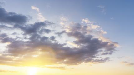 sunset clouds with sun setting down : Stock Photo or Stock Video Download rcfotostock photos, images and assets rcfotostock | RC-Photo-Stock.: