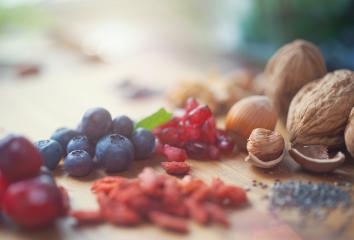Superfood - variation of healthy superfoods- Stock Photo or Stock Video of rcfotostock | RC-Photo-Stock