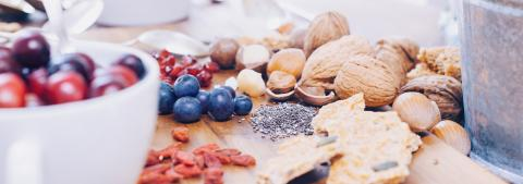 Superfood - variation of healthy superfoods : Stock Photo or Stock Video Download rcfotostock photos, images and assets rcfotostock | RC-Photo-Stock.: