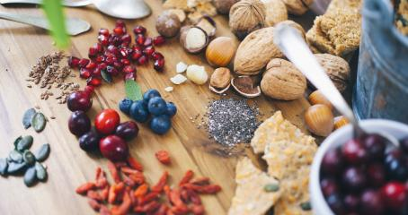 Superfood - variation of healthy superfoods- Stock Photo or Stock Video of rcfotostock   RC-Photo-Stock