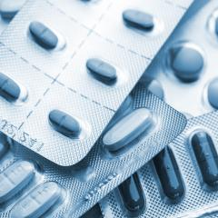 Tablets pills with Blister packaging medicine medical antibiotic flu pharmacy : Stock Photo or Stock Video Download rcfotostock photos, images and assets rcfotostock | RC-Photo-Stock.: