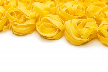tagliatelle noodle nests- Stock Photo or Stock Video of rcfotostock | RC-Photo-Stock