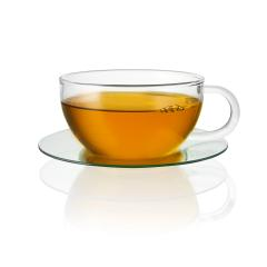 teacup tea with bubbles hot drink aroma isolated on white background with reflection- Stock Photo or Stock Video of rcfotostock | RC-Photo-Stock