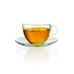 teapot tea with bubbles hot drink aroma isolated on white- Stock Photo or Stock Video of rcfotostock | RC-Photo-Stock