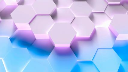 technology hexagon pattern background - Stock Photo or Stock Video of rcfotostock | RC-Photo-Stock
