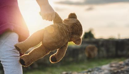 Teddy bear is a best friend for all little cute girl. Child autism can be more happy and fun when they're play in family. Feel love and care. Family Friendship Concept. : Stock Photo or Stock Video Download rcfotostock photos, images and assets rcfotostock | RC-Photo-Stock.: