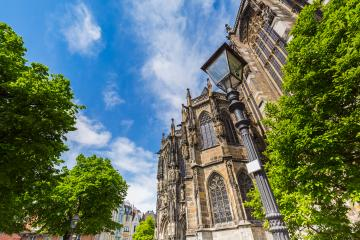 the Cathedral of Aachen at summer in germany- Stock Photo or Stock Video of rcfotostock | RC-Photo-Stock