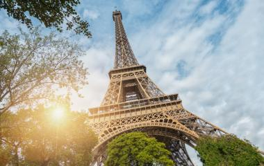 The Eiffel Tower in Paris.- Stock Photo or Stock Video of rcfotostock | RC-Photo-Stock