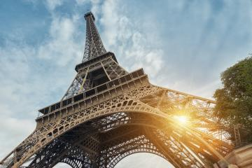 The Eiffel Tower in Paris, best Destinations in Europe- Stock Photo or Stock Video of rcfotostock | RC-Photo-Stock