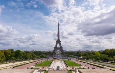 The Eiffel Tower in Paris with Fountain, France- Stock Photo or Stock Video of rcfotostock   RC-Photo-Stock