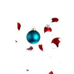 The end of christmas balls - Stock Photo or Stock Video of rcfotostock | RC-Photo-Stock