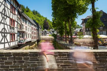 The Old Town of Monschau- Stock Photo or Stock Video of rcfotostock | RC-Photo-Stock
