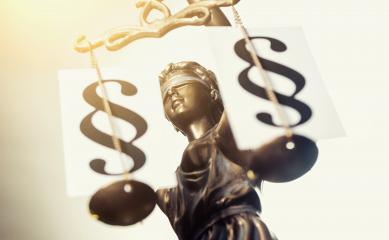 The Statue of Justice - Justitia the Roman goddess of Justice / lady justice or Iustitia : Stock Photo or Stock Video Download rcfotostock photos, images and assets rcfotostock | RC-Photo-Stock.: