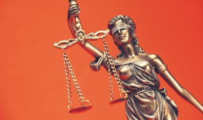 The Statue of Justice - lady justice or Iustitia, Legal law concept image- Stock Photo or Stock Video of rcfotostock | RC-Photo-Stock