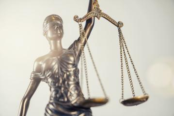 The Statue of Justice symbol, legal law concept image- Stock Photo or Stock Video of rcfotostock | RC-Photo-Stock
