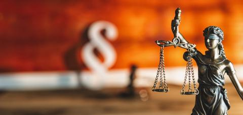 Themis Statue Justice Scales Law Lawyer Business Concept- Stock Photo or Stock Video of rcfotostock | RC-Photo-Stock