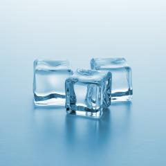 Three clear ice cubes- Stock Photo or Stock Video of rcfotostock | RC-Photo-Stock