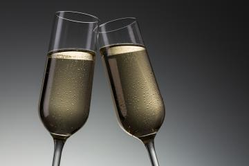 toast with cold champagne- Stock Photo or Stock Video of rcfotostock | RC-Photo-Stock