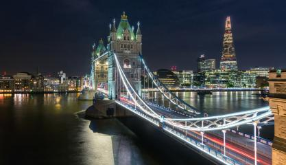 Tower bridge and London city hall at night- Stock Photo or Stock Video of rcfotostock | RC-Photo-Stock