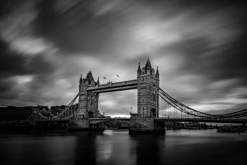 Tower Bridge in schwarz weiß, London, Vereinigtes Königreich : Stock Photo or Stock Video Download rcfotostock photos, images and assets rcfotostock | RC-Photo-Stock.: