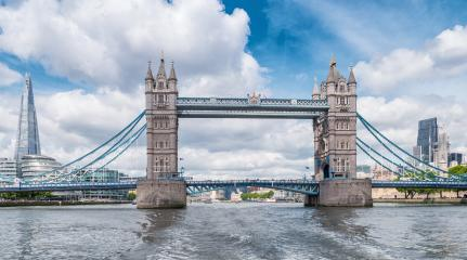 Tower Bridge with Business district and cityhall in London, UK : Stock Photo or Stock Video Download rcfotostock photos, images and assets rcfotostock   RC-Photo-Stock.: