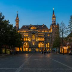 Town Hall - Aachen, Germany- Stock Photo or Stock Video of rcfotostock | RC-Photo-Stock